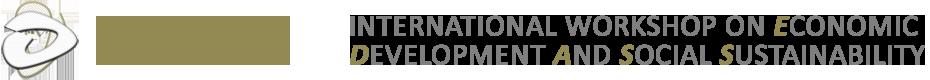 International Workshop on Economic Development and Social Sustainability (EDaSS)
